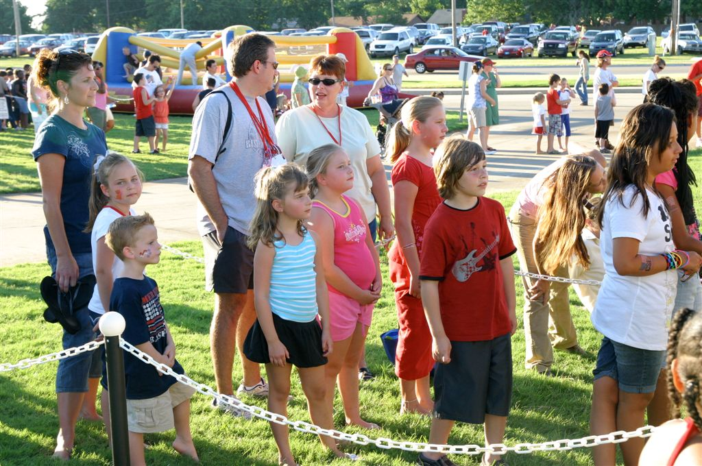 Rockets over Rhema 2009