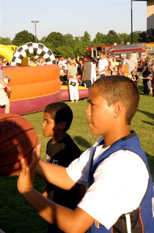 Rockets over Rhema 2009