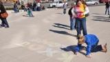 Sidewalk Chalk!