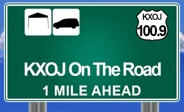 KXOJ On the Road 590