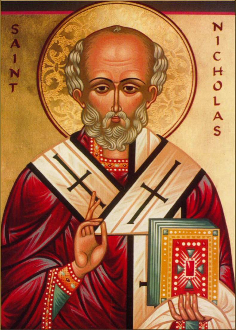 The True Story of St. Nicholas