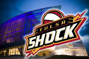 Dave loves watching the Tulsa Shock!