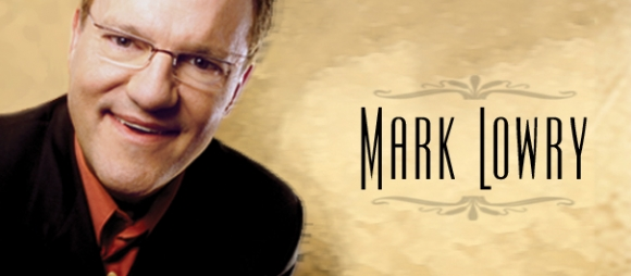 Dave and Heather talk to comedian Mark Lowry!