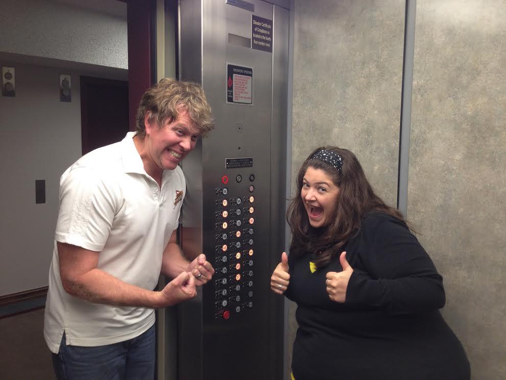 Elevator Madness!