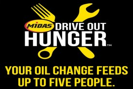 Help Midas Drive Out Hunger