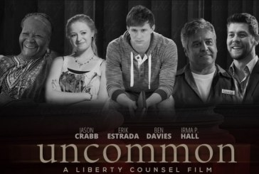 "Erik Estrada is in a new movie! Dave talks with the lead actress of ""Uncommon""!"