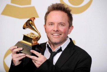 Had a chance to speak with Chris Tomlin on the Morning Show