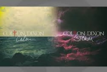 Chatted with Colton Dixon about his new CDS!