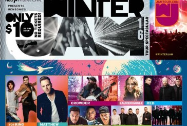 WINTER JAM LINE UP REVEALED ON THE MORNING SHOW!