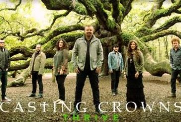 Mark Hall of Casting Crowns was on the show!