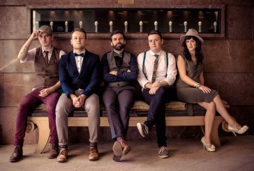 Rend Collective was on the show this morning!