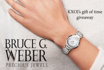 The Gift of Time from Bruce G. Weber Precious Jewels Winners