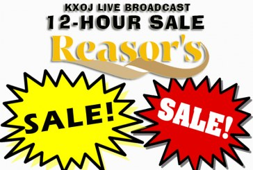 Reasor's 12 Hour Sale