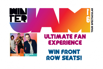 Hear the Ultimate Winter Jam Fan Phone call with Dave and Katie!