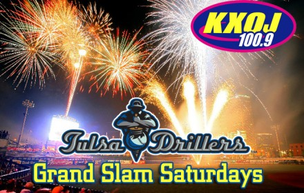 Tulsa Drillers Grand Slam Saturdays copy