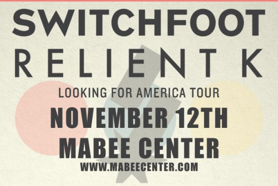 Switchfoot & Relient K Nov 12th