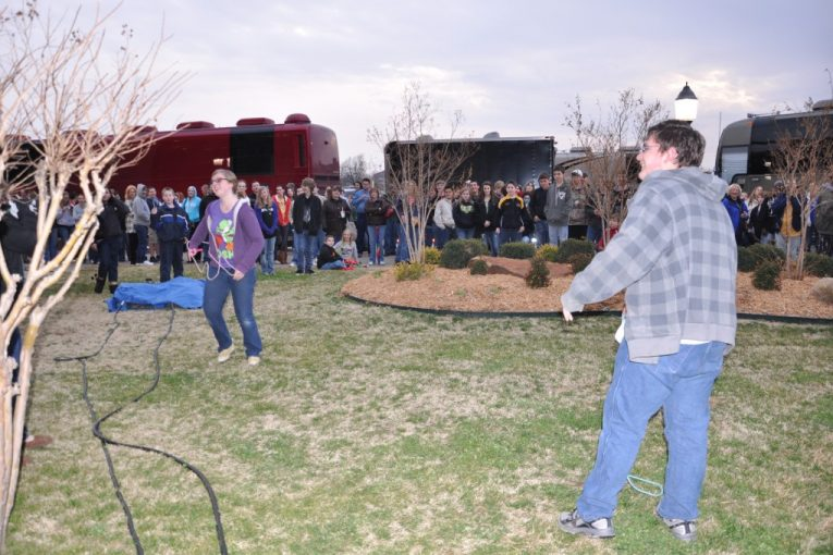 Propeller contest at Rock and Worship Roadshow