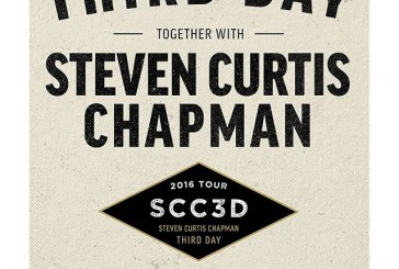 Steven Curtis Chapman and Third Day on the Morning Show!