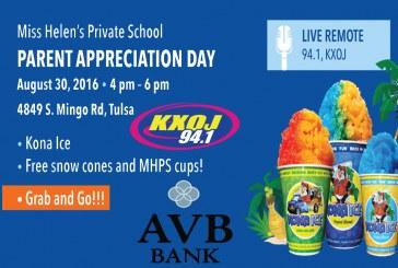KXOJ & AVB BANK!