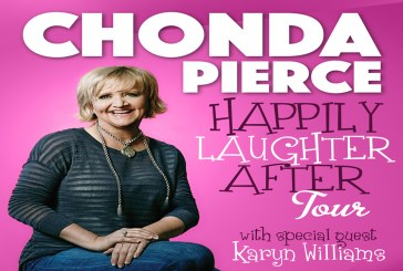 Chonda Pierce Oct 29th