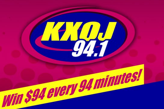 Win $94 every 94 minutes!