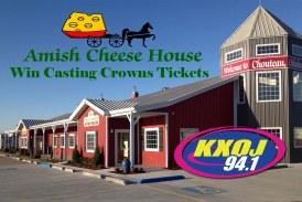 KXOJ at the Amish Cheese House