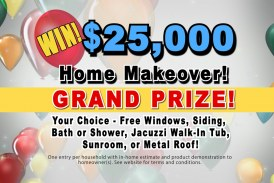 Win a $25K Makeover from Community Buildeers