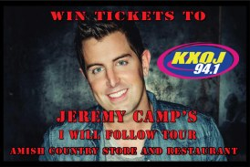 Win Jeremy Camp Tickets at Amish County Store & Restaurant