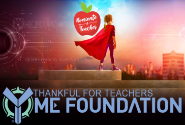 Thankful For Teachers Winners!