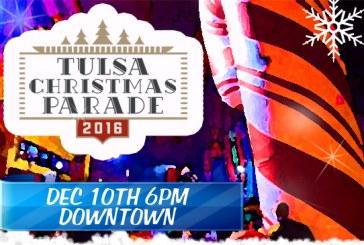 Tulsa Christmas Parade Dec 10th