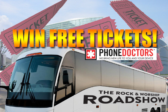 Text To Win Roadshow Tickets