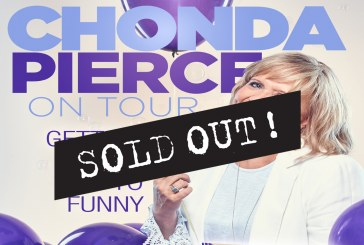 Chonda Pierce April 13th
