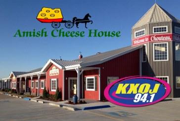 KXOJ At Amish Cheese House