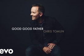 YOU made Katie laugh to see Chris Tomlin!