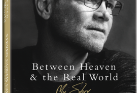 Crystal wins Steven Curtis Chapman's new book!