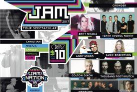 Winter Jam Ultimate Fan Contest Winner Monica!