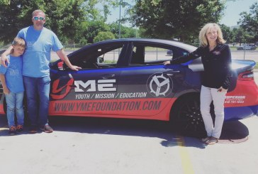Jake with YME Foundation talks about the 2016 Dart Giveaway!