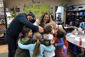 Celebrating teachers! We spoke with Mrs. Even!
