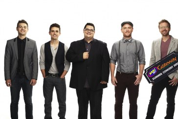 Sidewalk Prophets August 17th