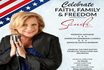 Sandi Patty on 6/29