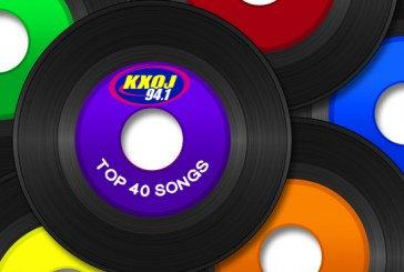 The Top 40 of KXOJ's 40 Years