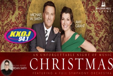 Michael W Smith & Amy Grant
