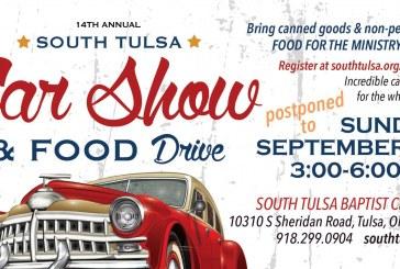 South Tulsa Baptist Car Show
