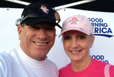 Pinktober stories of hope with Dave & Katie!