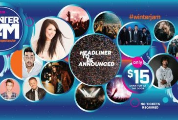 Dave and Katie's Winter Jam Announcement