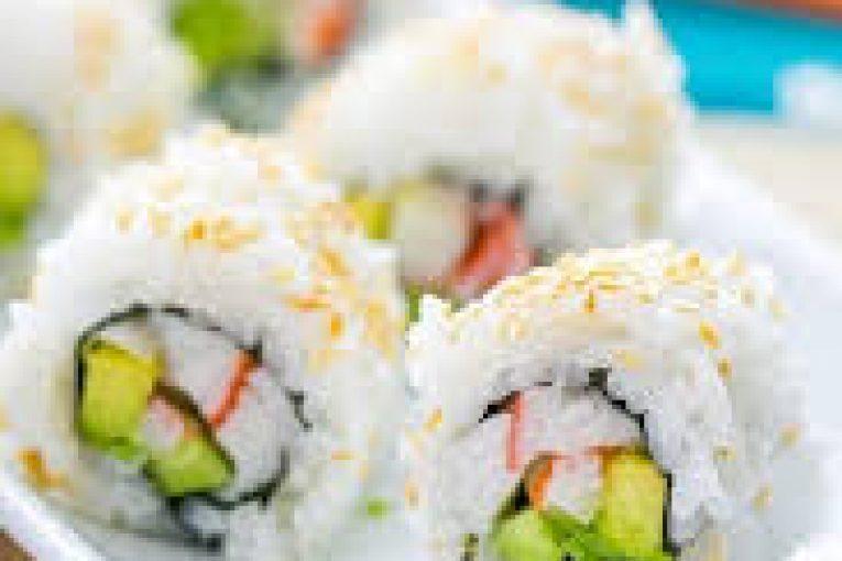 Sushi and Oreos