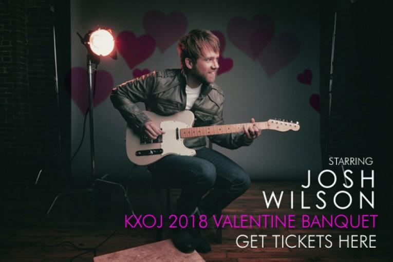 Valentine Banquet with Josh Wilson