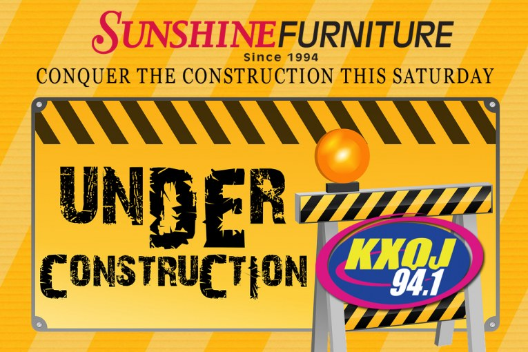 Sunshine Furniture Construction Event