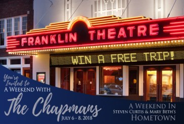 Spend A Weekend With The Chapmans