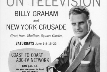 Billy Graham honored by President Trump